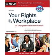 Your Rights in the Workplace by Repa, Barbara Kate, 9781413319088