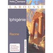 Iphigenie by Racine, Jean Baptiste, 9782035839091