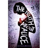 The Truth About Alice A Novel by Mathieu, Jennifer, 9781596439092