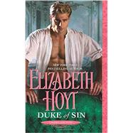 Duke of Sin by Hoyt, Elizabeth, 9781455539093