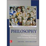 Philosophy: A Historical Survey with Essential Readings by Stumpf, Samuel Enoch; Fieser, James, 9780078119095