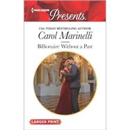 Billionaire Without a Past by Marinelli, Carol, 9780373139095