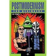 Postmodernism for Beginners by POWELL, JIMLEE, JOE, 9781934389096