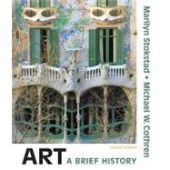Art A Brief History by Stokstad, Marilyn; Cothren, Michael, 9780136059097