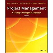 PROJECT MANAGEMENT by Jack R Meredith, 9781119369097