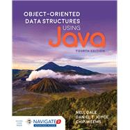 Object-oriented Data Structures Using Java by Dale, Nell; Joyce, Daniel T.; Weems, Chip, 9781284089097