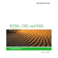 New Perspectives on HTML, CSS, and XML, Comprehensive by Carey, Patrick, 9781285059099