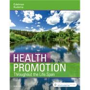 HEALTH PROMOTION THROUGHOUT THE LIFESPAN by Edelman; Mandle, 9780323569101