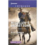 McCullen's Secret Son by Herron, Rita, 9780373749102