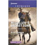 McCullen's Secret Son by Herron, Rita, 9780373749102