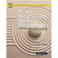 Human Behavior and the Social Environment Shifting Paradigms in Essential Knowledge for Social Work Practice with Enhanced Pearson eText -- Access Card Package by Schriver, Joe M., 9780133909104