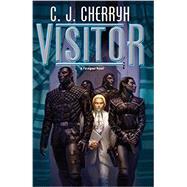 Visitor by Cherryh, C. J., 9780756409104