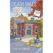 Death Takes Priority by Flowers, Jean, 9780425279106