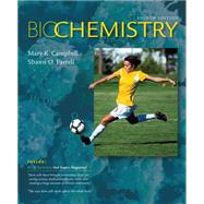 Biochemistry by Campbell, Mary K.; Farrell, Shawn O., 9781285429106