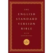 English Standard Version Bible with Apocrypha by , 9780195289107