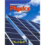 Conceptual Physics by Hewitt, Paul G., 9780321909107