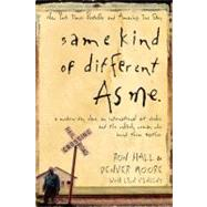 Same Kind of Different As Me by Hall, Moore & Vincent, 9780849919107
