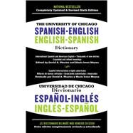 The University of Chicago Spanish-English Dictionary, 6th Edition by Pharies, David A.; Moyna, María Irene, 9781451669107