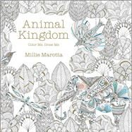 Animal Kingdom Color Me, Draw Me by Marotta, Millie, 9781454709107