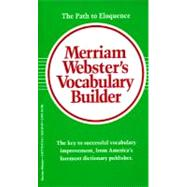 Merriam-Webster's Vocabulary Builder by Cornog, Mary W., 9780877799108