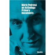 M�rio Pedrosa by Ferreira, Gloria; Herkenhoff, Paulo, 9780870709111
