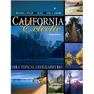 California Eclectic: A Topical Geography by Hyslop, Richard S.; Wu, Lin; Garver, Sara A., 9781465239112