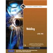 Welding Level 2 Trg & PE eText Access Card Welding Package by NCCER, 9780134279114