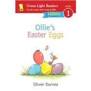 Ollie's Easter Eggs by Dunrea, Olivier, 9780544809116