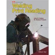 Welding Print Reading by Walker, John R.; Polanin, W. Richard, 9781605259116