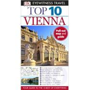 Top 10 Vienna by DK PUBLISHING, 9781465429117