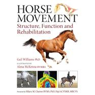 Horse Movement Structure, Function and Rehabilitation by Williams, Gail; McKenna, Alexa; Clayton, Hilary, 9781908809117