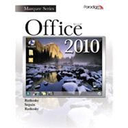 Marquee Office 2010 with data files CD and SNAP 2010 Tutorials CD