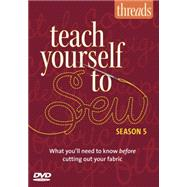 Teach Yourself to Sew by Neukam, Judy, 9781627109123