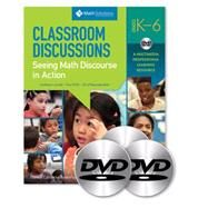 Classroom Discussions: Seeing Math Discourse in Action, Grades K-6 by Anderson   , Nancy; Chapin, Suzanne; O'Connor, Cathy; Anderson, Nancy Canavan; Chapin, Suzanne H.; O'Connor, Catherine, 9781935099123