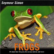 Frogs by Simon, Seymour, 9780062289124
