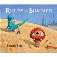 Rules of Summer by Tan, Shaun, 9780545639125