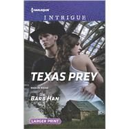 Texas Prey by Han, Barb, 9780373749126