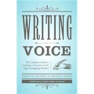 Writing Voice by Writer's Digest; Coleman, Reed Farrel, 9781440349126