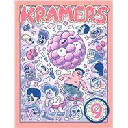 Kramers Ergot 9 by Harkham, Sammy; Deitch, Kim; French, Renee; Huizenga, Kevin; Deforge, Michael, 9781606999127
