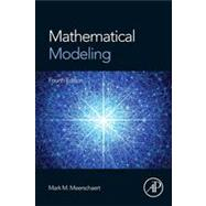 Mathematical Modeling by Meerschaert, Mark M., 9780123869128