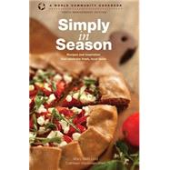 Simply in Season: Tenth Anniversary Edition by Lind, Mary Beth; Hockman-wert, Cathleen, 9780836199130