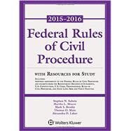 Federal Rules of Civil Procedure by Subrin, Stephen N.; Minow, Martha L.; Brodin, Mark S.; Main, Thomas O.; Lahav, Alexandra D., 9781454859130