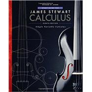 Study Guide for Stewart's Single Variable Calculus, 8th by Stewart, James, 9781305279131