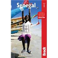 Bradt Country Guide Senegal by Connolly, Sean, 9781841629131