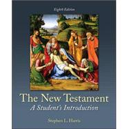 The New Testament: A Student's Introduction by Harris, Stephen, 9780078119132