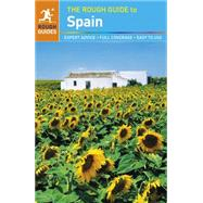 The Rough Guide to Spain by Rough Guides, 9781409369134