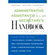Administrative Assistant's and Secretary's Handbook by Stroman, James, 9780814409138