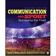 Communication and Sport by Billings, Andrew C.; Butterworth, Michael L.; Turman, Paul D., 9781452279138