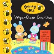 Honey Hill: Wipe-Clean Counting by Unknown, 9780230709140