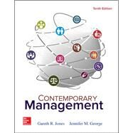Courseware Connect with LearnSmart for Jones: Contemporary Management, 10e by Jones, Gareth ; George, Jennifer, 9781259899140
